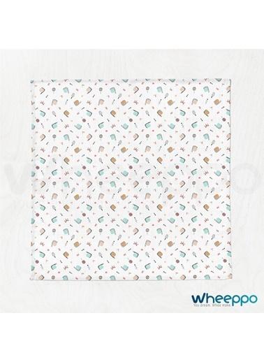 Wheeppo Helıx  Müslin Örtü  120*120 Cm Renkli
